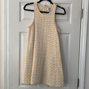 Tibi crochet dress!!